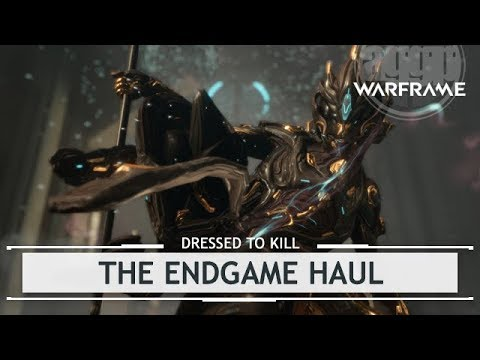 Warframe: END GAME RETURNS! TennoGen 16 Haul [dressedtokill]