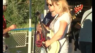 """Блюз-Blues-Блюз !  Ксения Федулова и """"Jam Duo"""" Вологда 2012"""