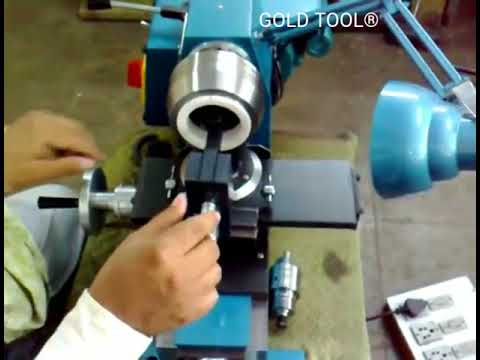 Gold Tool Bangle Ring Turning Machine