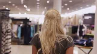 Fashion Merchandiser Finds Her Calling