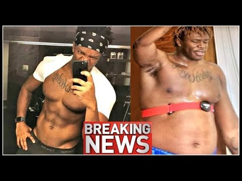 KSI IS OFFICIALLY NOW FAT *BREAKING NEWS*