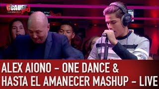 One dance hasta el amanecer mash up