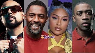 Wiley, Stefflon Don, Sean Paul   Boasty Ft. Idris Elba [Audio]