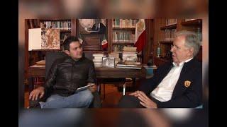 """""""Tengo muy buenos ingresos"""", responde López Dóriga a Proceso"""