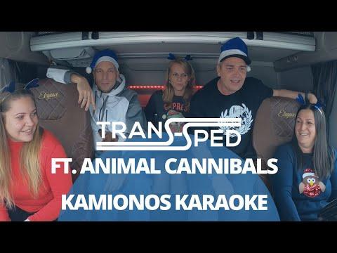 Trans-Sped Csoport  - Kamionos karaoke a kollégákkal