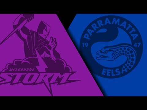 Melbourne Storm vs Parramatta Eels - NRL ELIMINATIONS FINALS