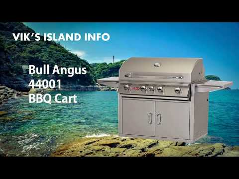 Bull Angus 44001 Outdoor Grill Review