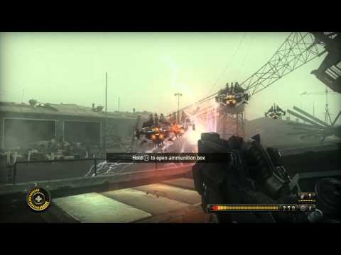 Tread The Dangerous Waters Of Resistance 3's Flooded City