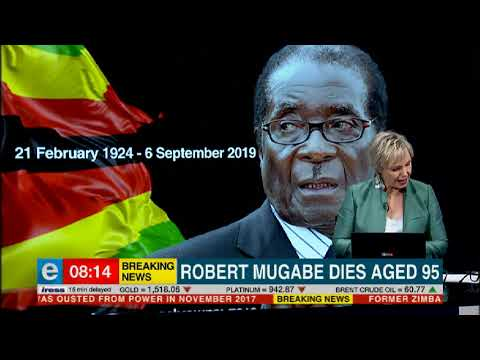 WATCH: ANC reacts to Mugabe's passing