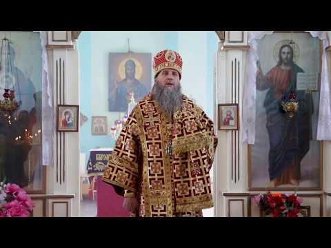 Митрополит Даниил посетил в Южном благочинии два Никольских храма