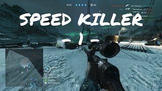 SPEED KILLER - 1 - | Battlefield 5