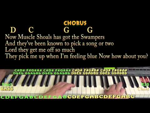 How To Play Sweet Home Alabama Chords