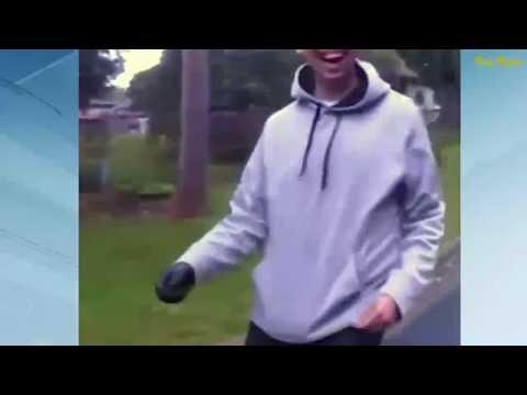 Garoto Atropela um Esquilo O Que Ele faz Chama Atenção dos Policiais
