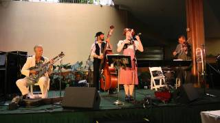 """MOUNTAIN GREENERY"": JANET KLEIN and her PARLOR BOYS at SWEET AND HOT 2011"