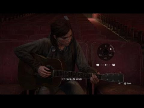A little over a week after the release of The Last of Us Part II and someone has already learned how to play Johnny Cash - Hurt on a guitar found in game.