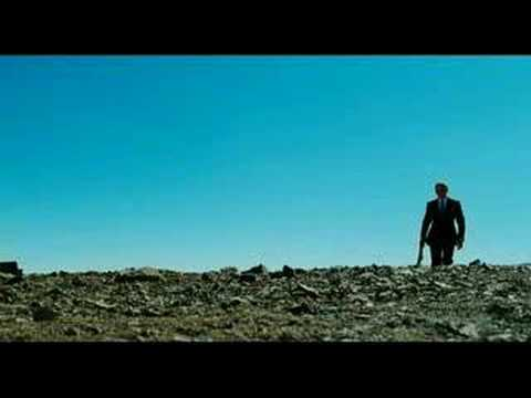 Quantum Of Solace Official Trailer