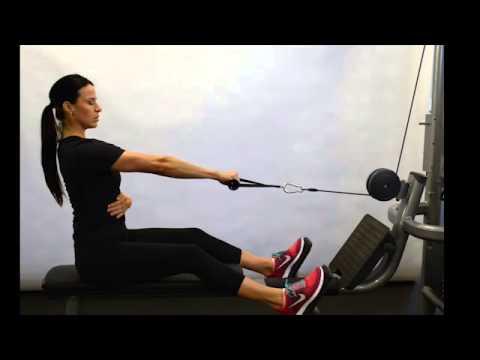 Row Wrist Twist (Cable) - Seated/Single Arm