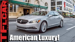 2017 Buick LaCrosse First Drive Review: American Luxury ReInvented?