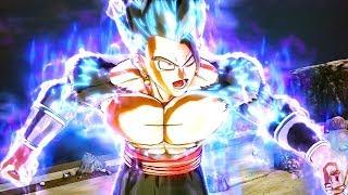 Saiyan Cac's New SSJ Ultra Instinct Form (20+ Transformations) - Dragon Ball Xenoverse 2 Mods
