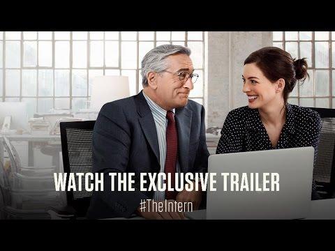 The Intern Movie Trailer