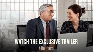 The Intern - Official Trailer 2
