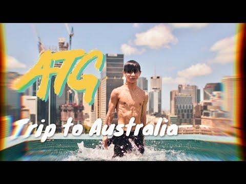 TRIP TO AUSTRALIA – ATG 2019(Australia Tricking Gathering)