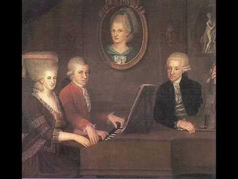 Mozart - Sonata per 2 pianoforti in re maggiore KV 448 -  1° tempo
