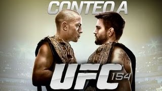 Conteo Regresivo a UFC 154: St-Pierre vs. Condit