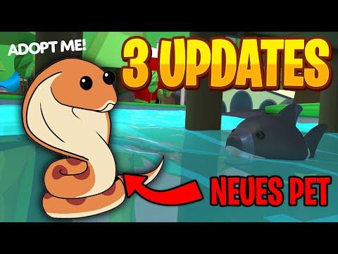 3 NEUE Adopt Me Updates kommen DIESE Woche!   Roblox\/Deutsch