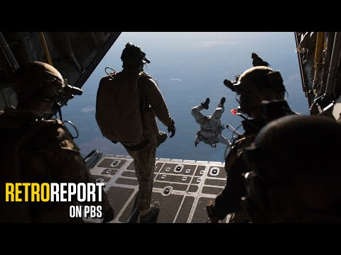 Send In the Special Ops Forces   Retro Report on PBS