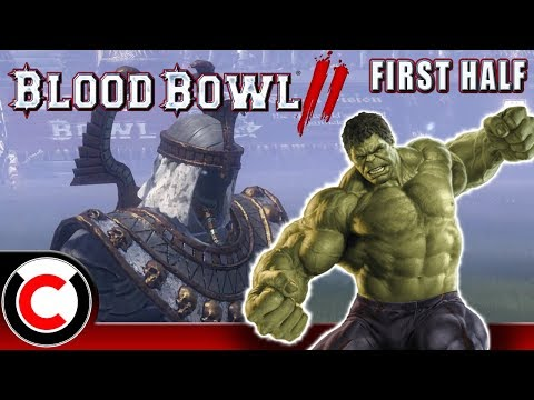 Blood Bowl II: The Strongest Unit - 1st Half - Ultra Creepy
