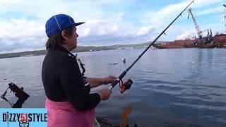 Ловля трески в кандалакше на заливе канал
