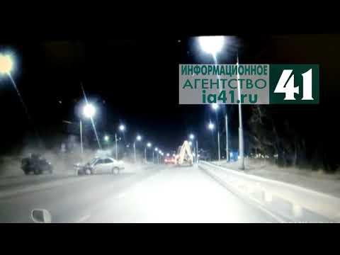 Лобовое в Петропавловске-Камчатском