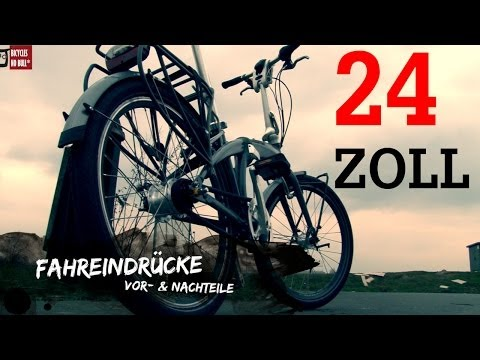 Faltrad Tern: Eclipse P7i | 24 Zoll Faltrad im Test