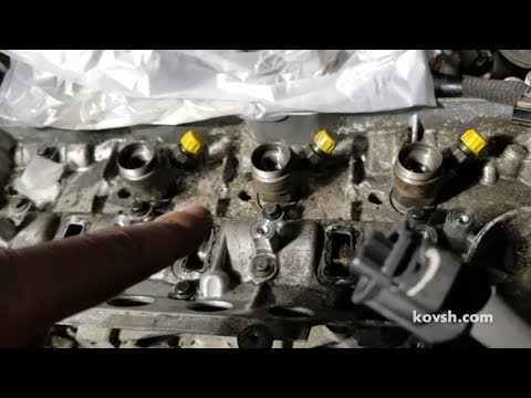 Фото к видео: Закисают форсунки на Renault Master III 2.3d, M9T