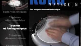Korg Wavedrum GB - Video