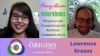 Lawrence Krauss interviewed by Brazilian physician Fanny Anzai