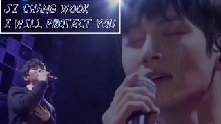 JI CHANG WOOK - I WILL PROTECT YOU LIVE FANMEET 2016 (OST. HEALER)