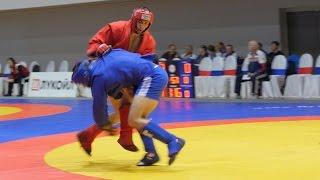 SAMBO / COMBAT SAMBO / CUP RUSSIA 2016 / Highlights HD