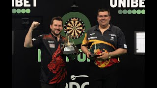 """Jose De Sousa Premier League runner-up: """"This showed to everyone I'm one of the best in the world"""""""