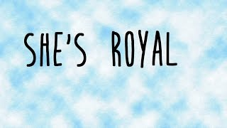 Tarrus Riley - She's Royal Lyrics