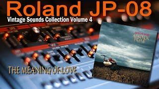 Roland JP-08 Demo Depeche Mode The Meaning Of Love