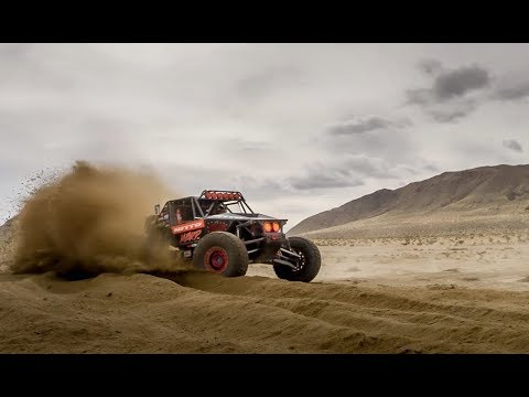 Red Dragon: The Ultra4 Car That Changed The Game