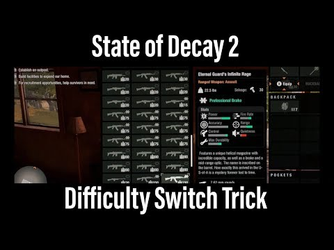 Download State Of Decay 2 Faster Duplication Glitch Video 3GP Mp4