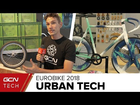 New Urban Cycling Tech At Eurobike 2018