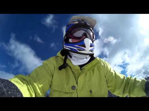 snowscoot test