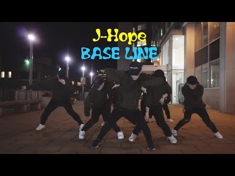 [EAST2WEST] J-Hope - BASE LINE (Choreographed By Christbob Phu)