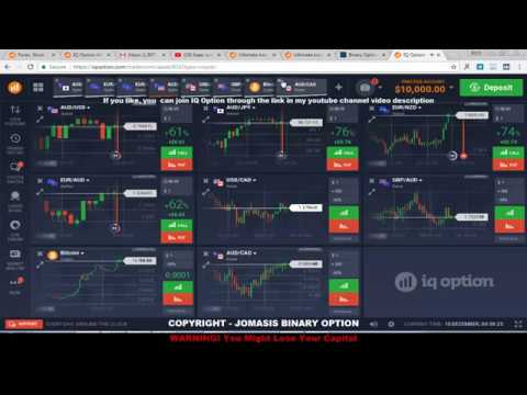 How to trade IQ Option – full video tutorial for beginners  ( Part 1)