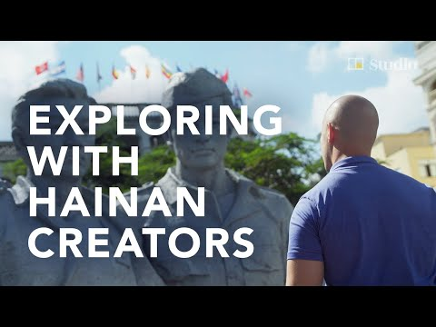 Hainan Creatives Show Us The Best Things To Do In Haikou