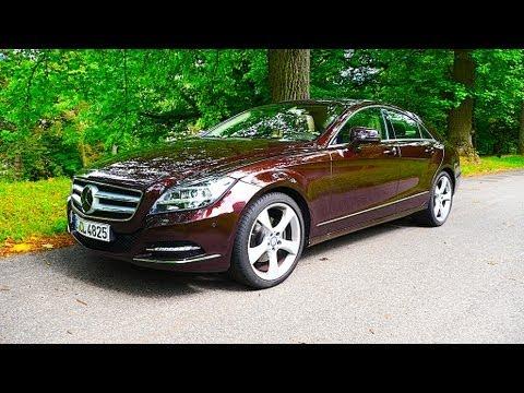 Mercedes CLS-Class 350 CDI 4MATIC Coupé review test Fahrbericht - Autogefühl Autoblog